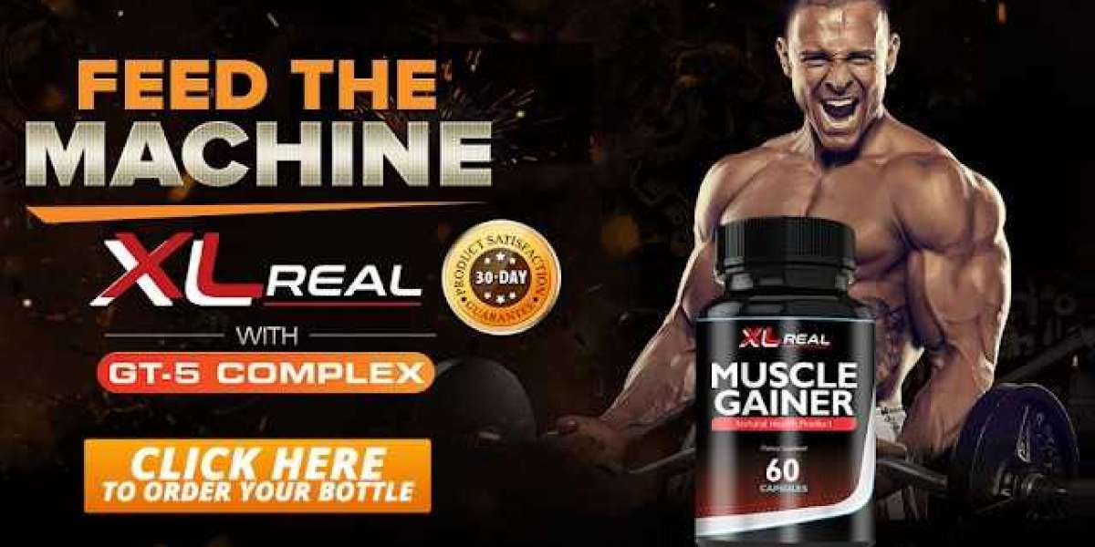 XL Real Muscle Gainer Reviews: Use This For Massive Gain