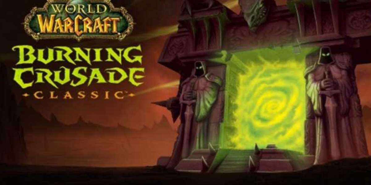 World of Warcraft: The Burning Crusade Classic Enduring black magic