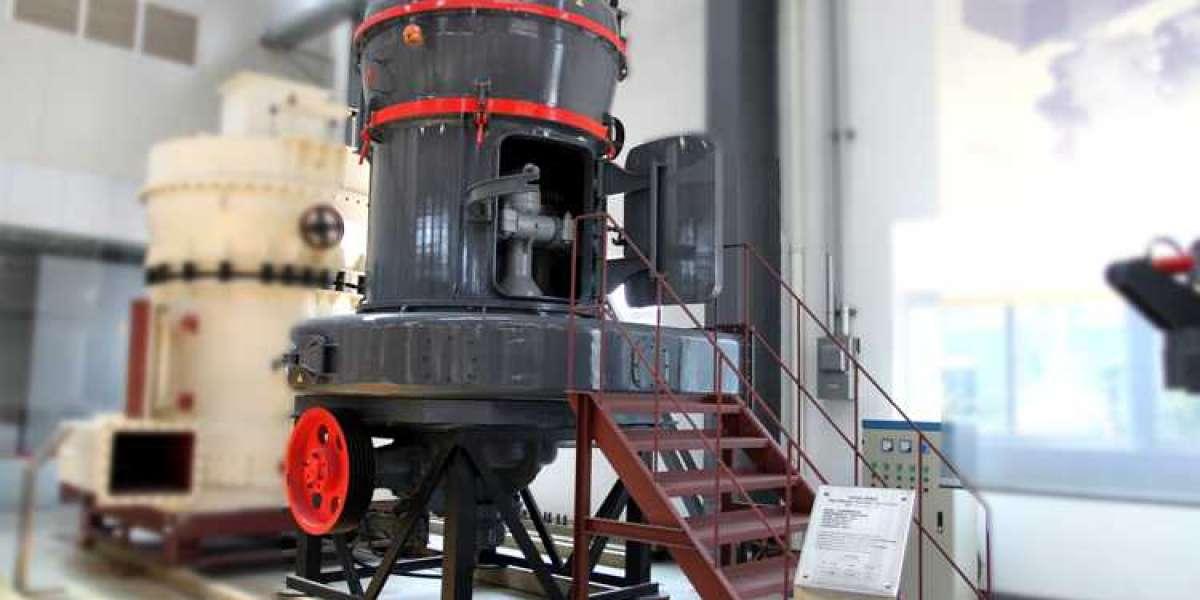 The Development Of Mining Industry Equipment