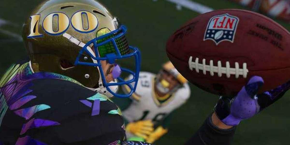 Madden NFL 21's most improved QB score