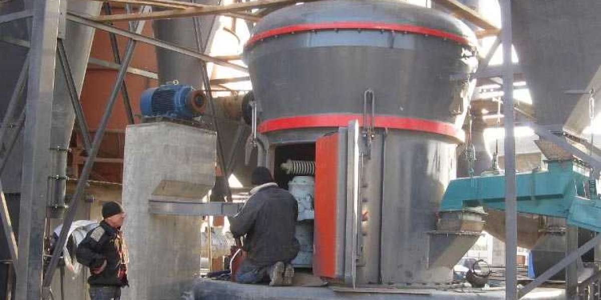Function of Raymond Mill in Powder Industry
