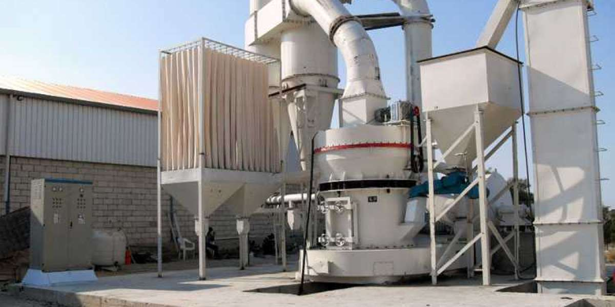 Automatic Control Of Ultrafine Vertical Mill