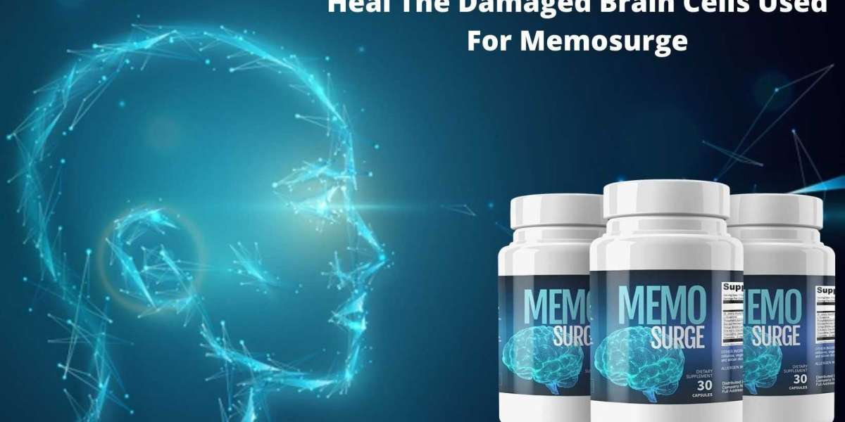 The Supplement Powerful Natural Ingredients Memosurge