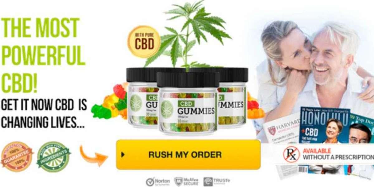 What are the Esther Rantzen CBD Gummies refreshes?