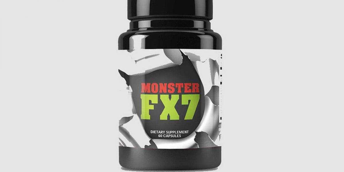 Monster Fx7 Male Enhancement