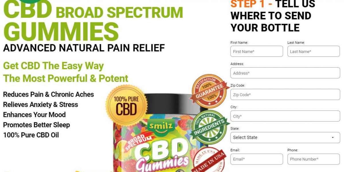 The Modern Rules Of Smilz CBD Broad Spectrum Gummies.