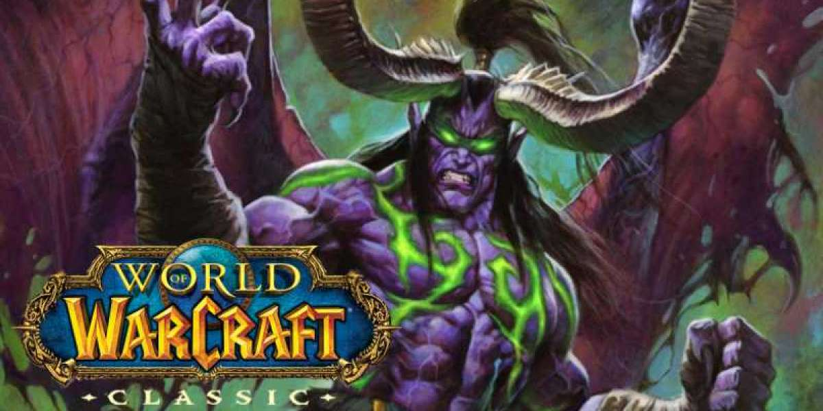 Some products with the theme of Burning Crusade Classic are added to the product library