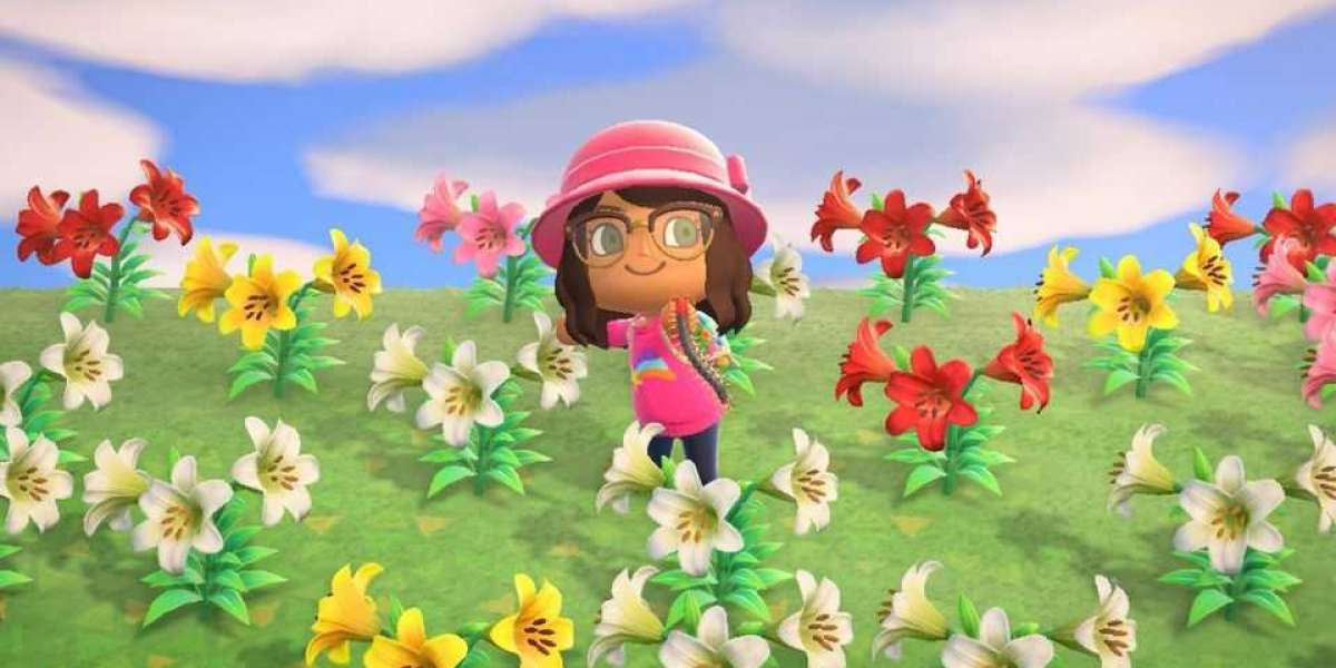 Animal Crossing Items closer together than past