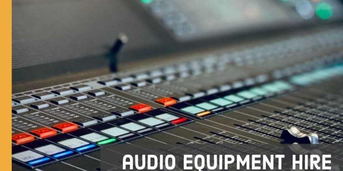4 Elegant Characteristics of Audio Visual Equipment Hire