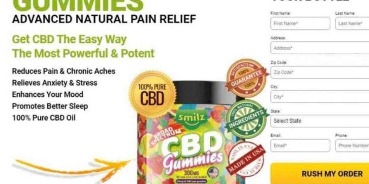 Clinical Advantages of Smilz CBD Gummies!