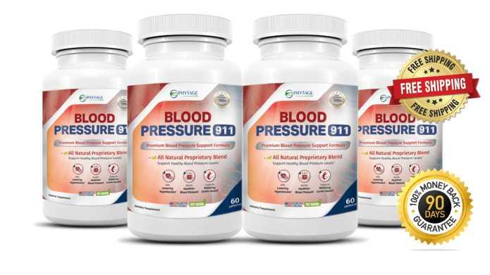 Blood Pressure 911 Profile Picture