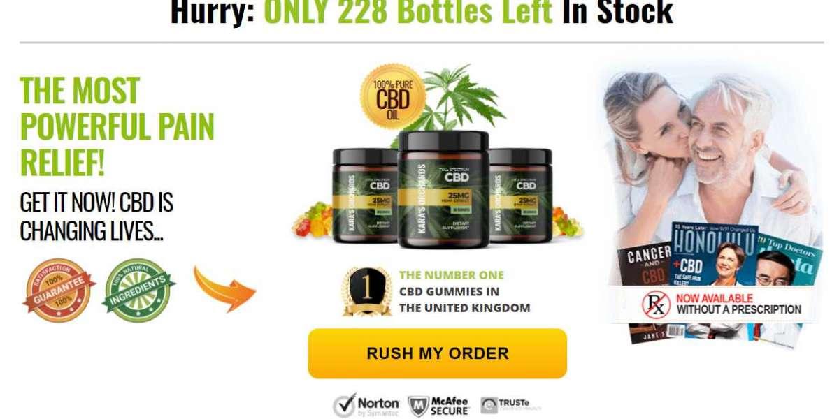 "Kara's Orchards CBD Gummies   ""Dazzling"" Reviews: Exclusive Offer!!"