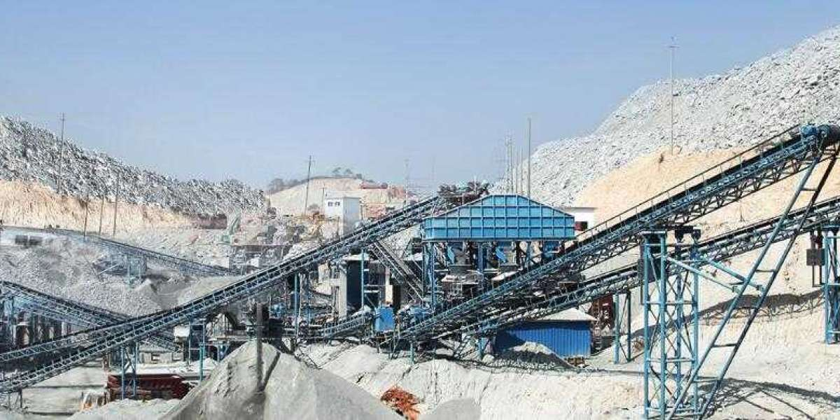 Function of sand making machine in aggregate production line