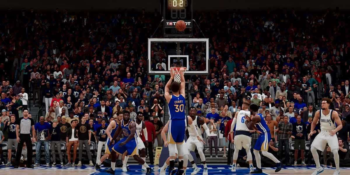 NBA 2K: Stephen Curry becomes the Warriors' highest scoring player