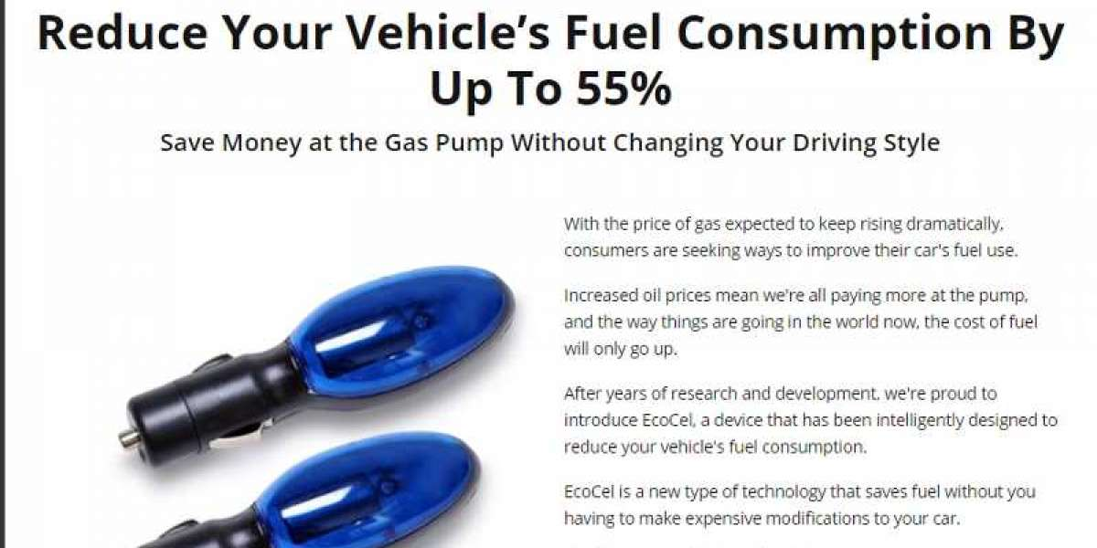 EcoCel Reviews - Save Car's Fuel Consumption