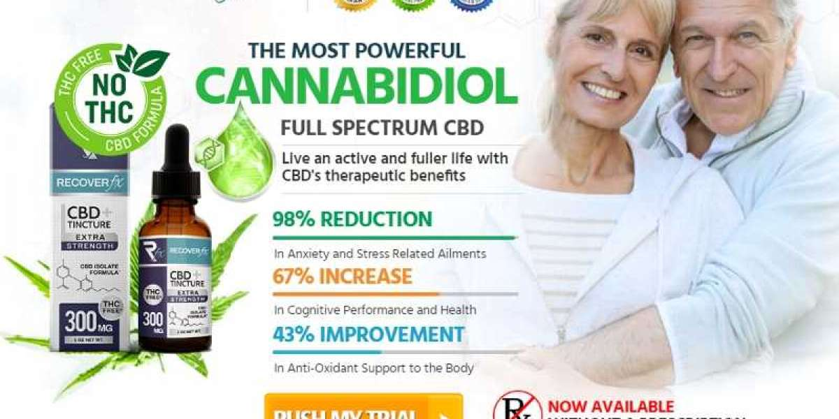 Recover FX CBD Drop – How Its Works?