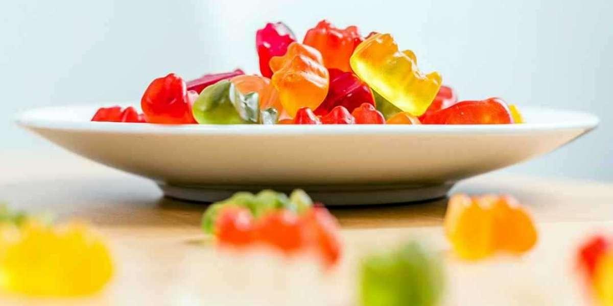 SynerSooth CBD Gummies