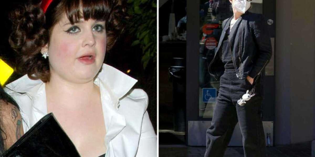 Kelly Osbourne Weight Loss Diet Plan Journey