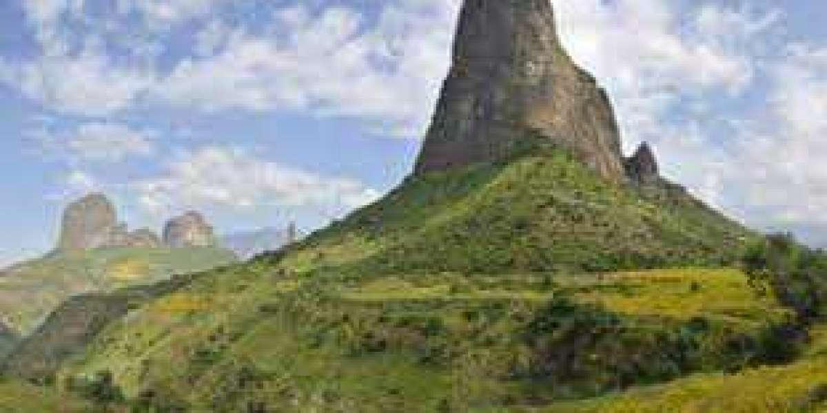Ras Dejen (Dashen): the highest mountain in Ethiopia and fourteenth highest peak in Africa