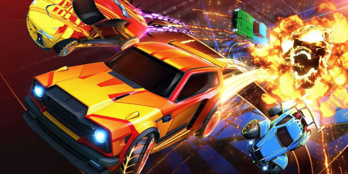 Psyonix has introduced that it's far taking flight aid for Rocket League