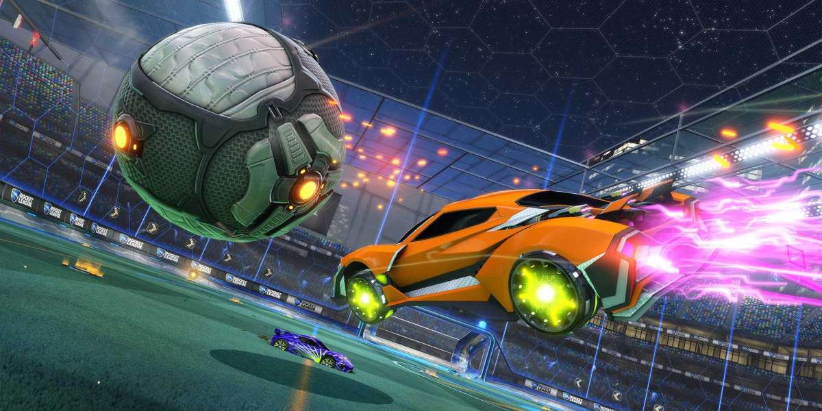 Rocket League is now available for cross-platform play on Xbox One