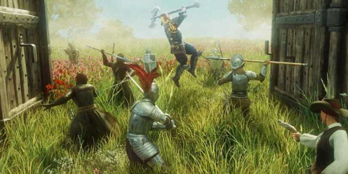 What is Amazon's MMO game New World?