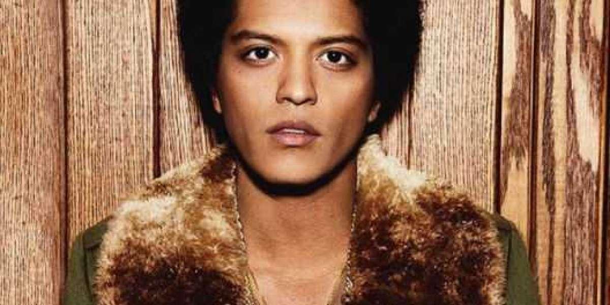 Bruno Mars Net Worth Update