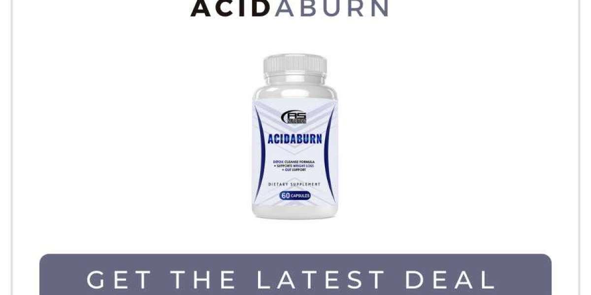 Acidaburn Diet Pill Review