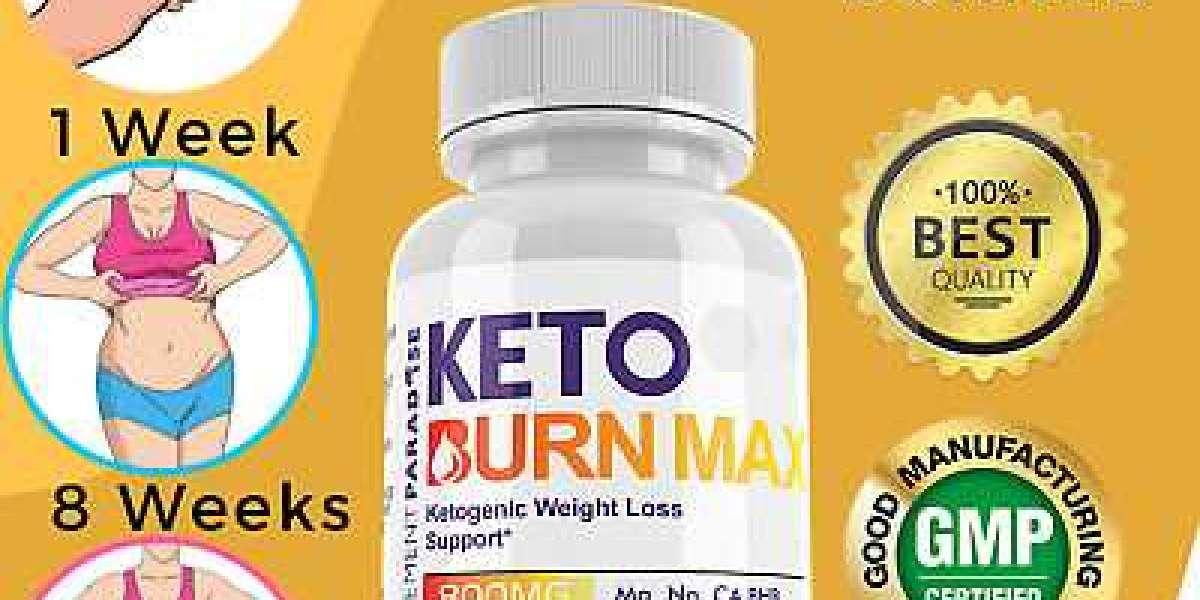 Keto Burn Max UK | Keto Burn Max Reviews