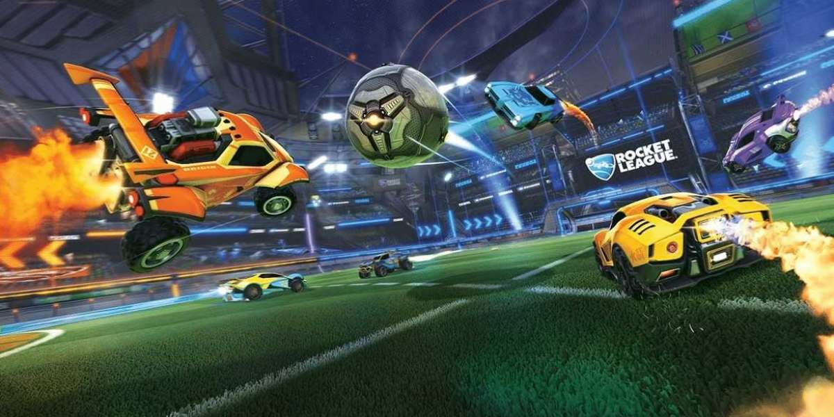 This is an thrilling day for Rocket League players