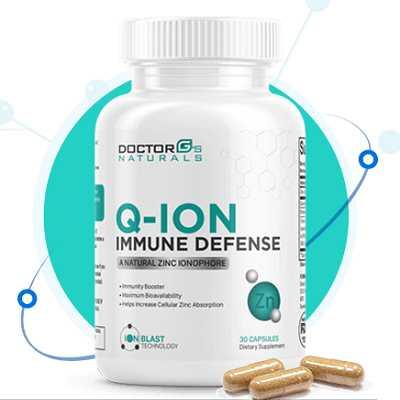 Q ION Immune Defense Profile Picture