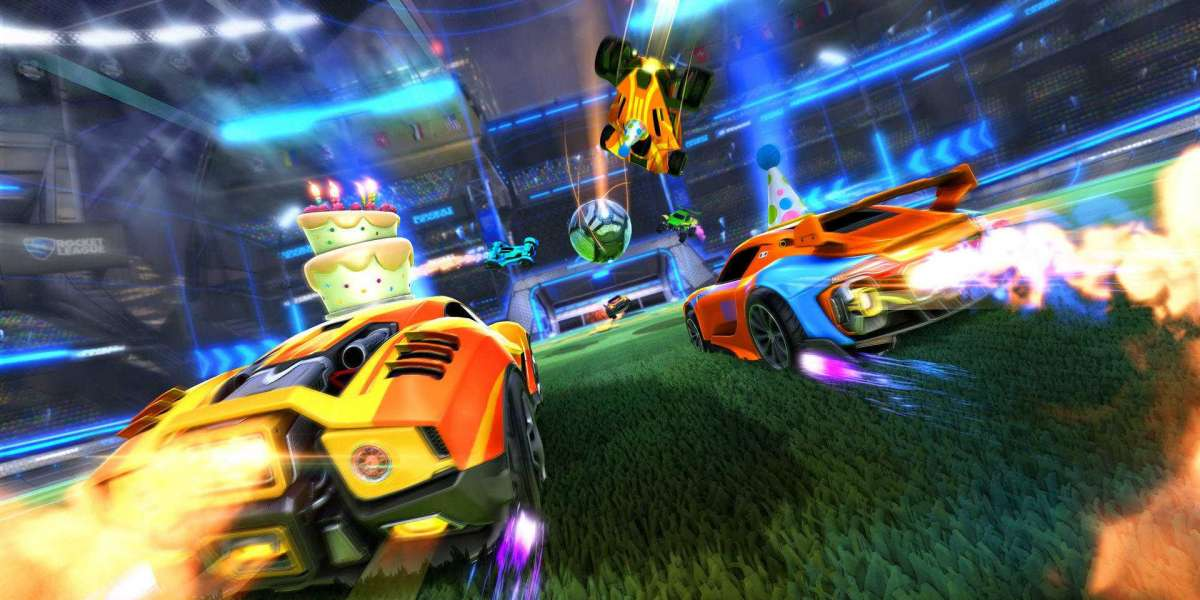 An exact date for while Rocket League turns into free