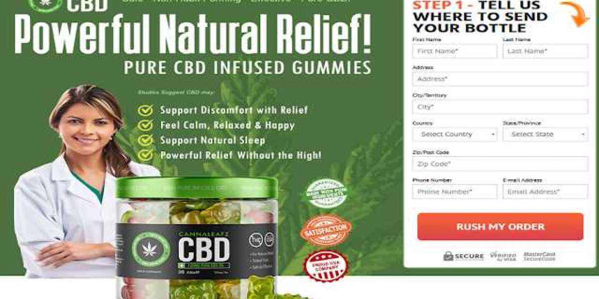 Kevin O'Leary CBD Gummies - Benefits and Positive Effects of CBD Gummies @Official Website Buy Now
