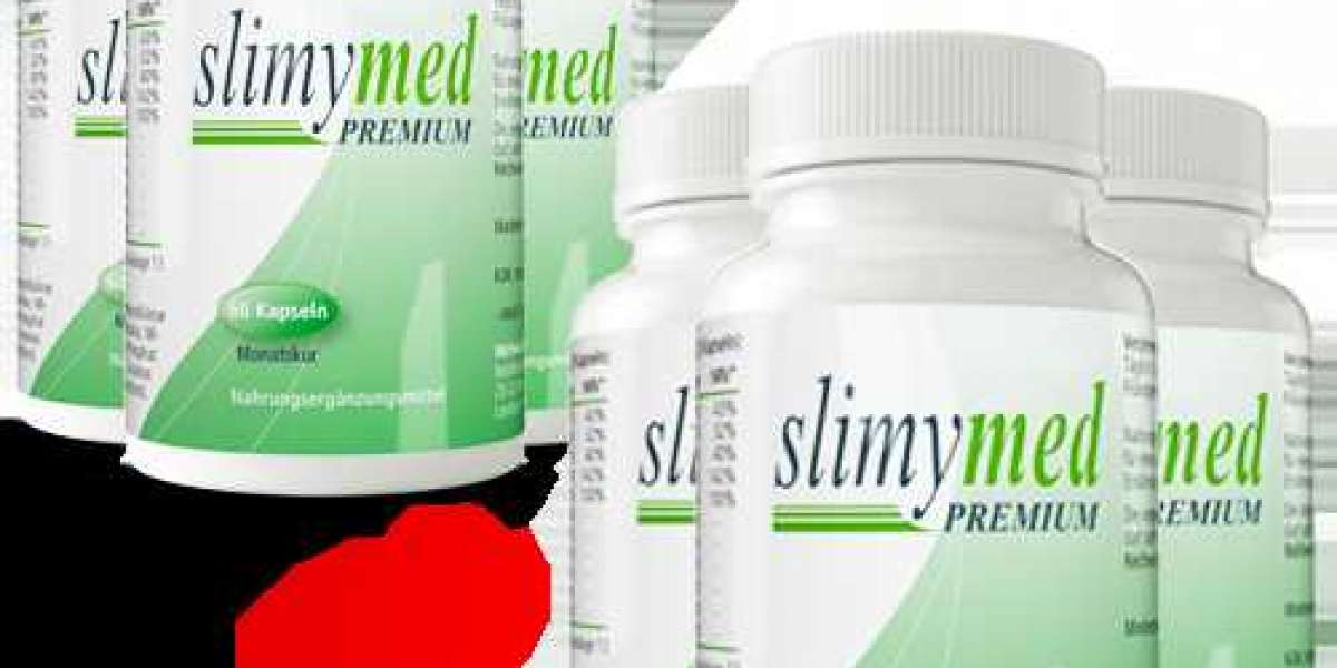 Slimymed Kapseln: Schnell abnehmen & schlanke Figur bekommen?