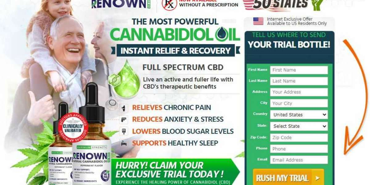 How Can Renown CBD Oil Help With Sleep Problems?