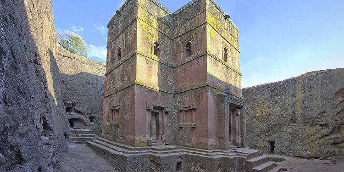 Lalibela: The 11 medieval monolithic cave churches