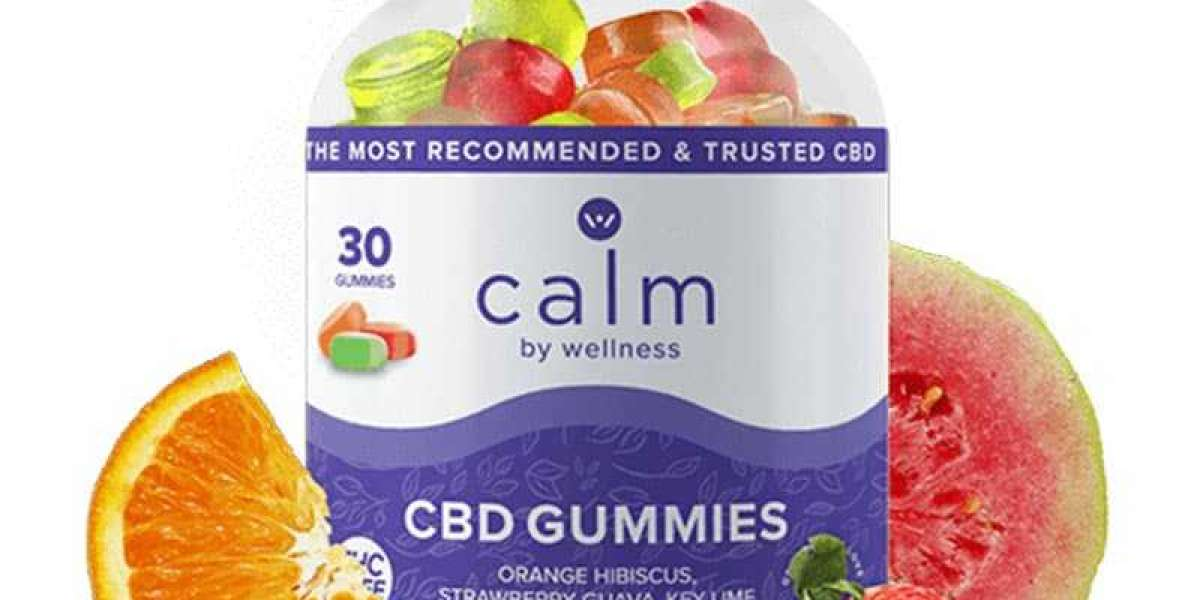 Calm CBD Gummies Reviews