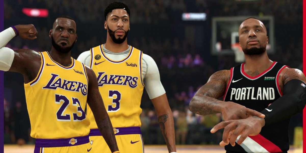 NBA 2K22 MyCareer mode allows hip-hop stars to join career options