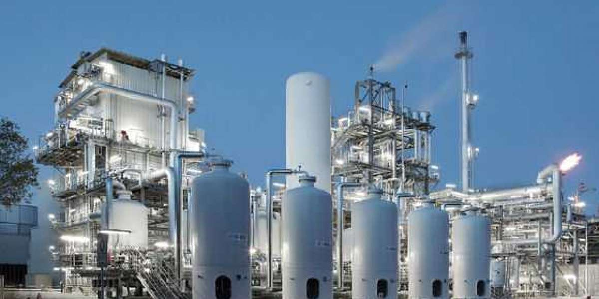 GCC Industrial Gases Market 2021-26: Industry Overview, Growth Rate and Forecast
