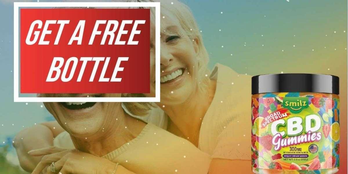 Smilz CBD Gummies: Does Hemp CBD Work As Gummies Advertised?
