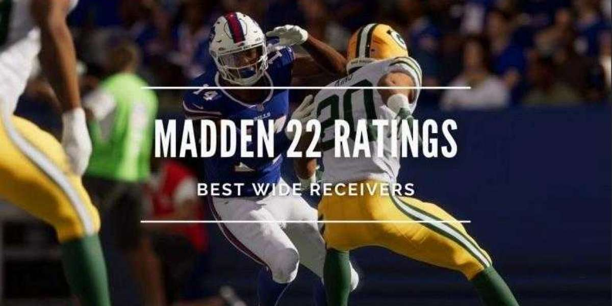 Madden 22: Top 10 Wide Receiver Ratings Revealed