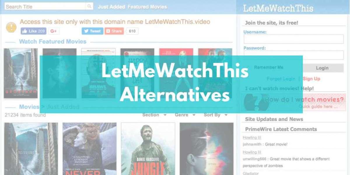 Best Letmewatchthis Alternatives Sites