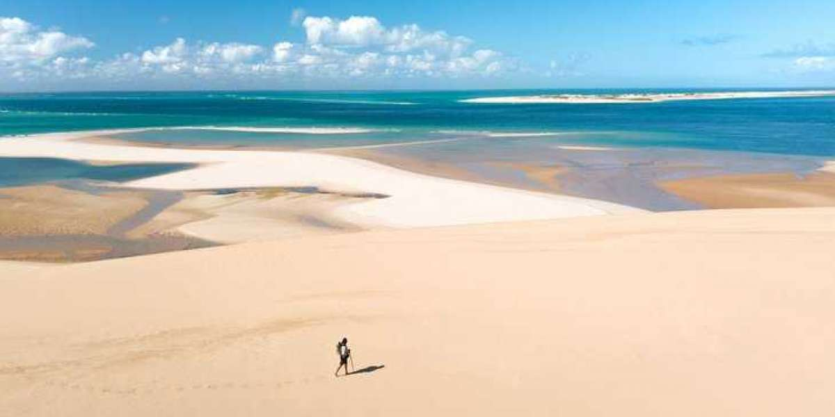 Bazaruto Archipelago: a group of 6 islands off the coast of southern Mozambique