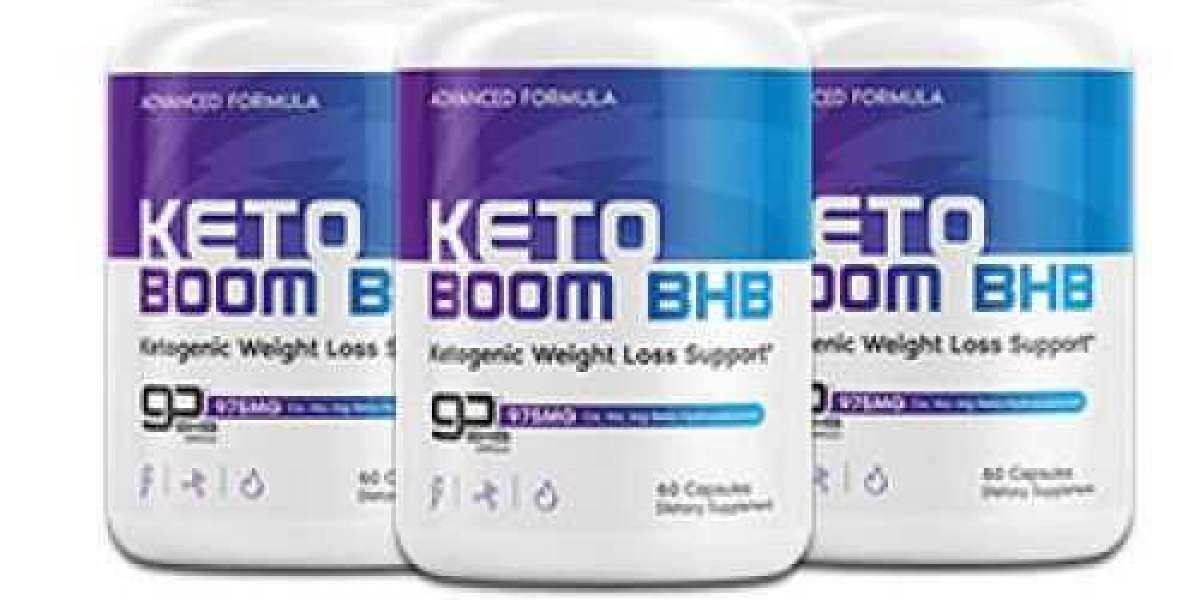 Keto Boom BHB Pills