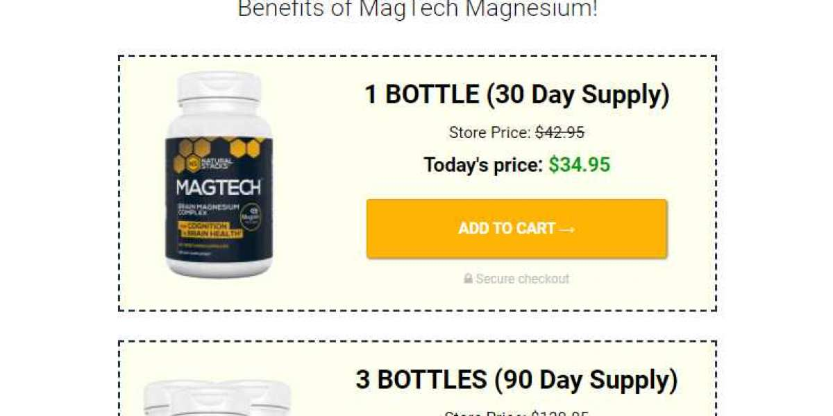 5 Great Lessons You Can Learn From MagTech Magnesium Complex.