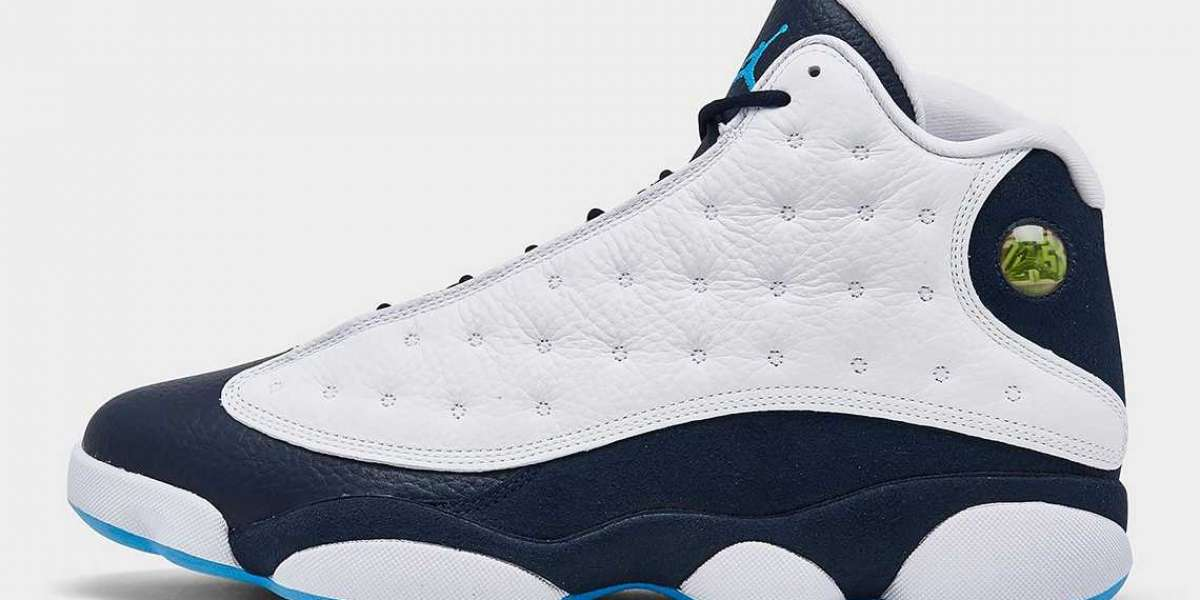 """414571-144 Air Jordan 13 """"Obsidian"""" will be released on August 14"""
