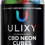 Ulixy CBD Gummies profile picture