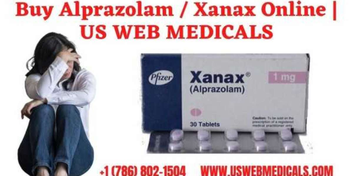 Cheapest Xanax Bars Online | US WEB MEDICALS