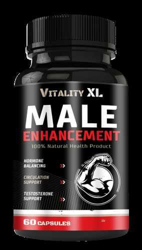 Vitality XL Male Enhancement Profile Picture
