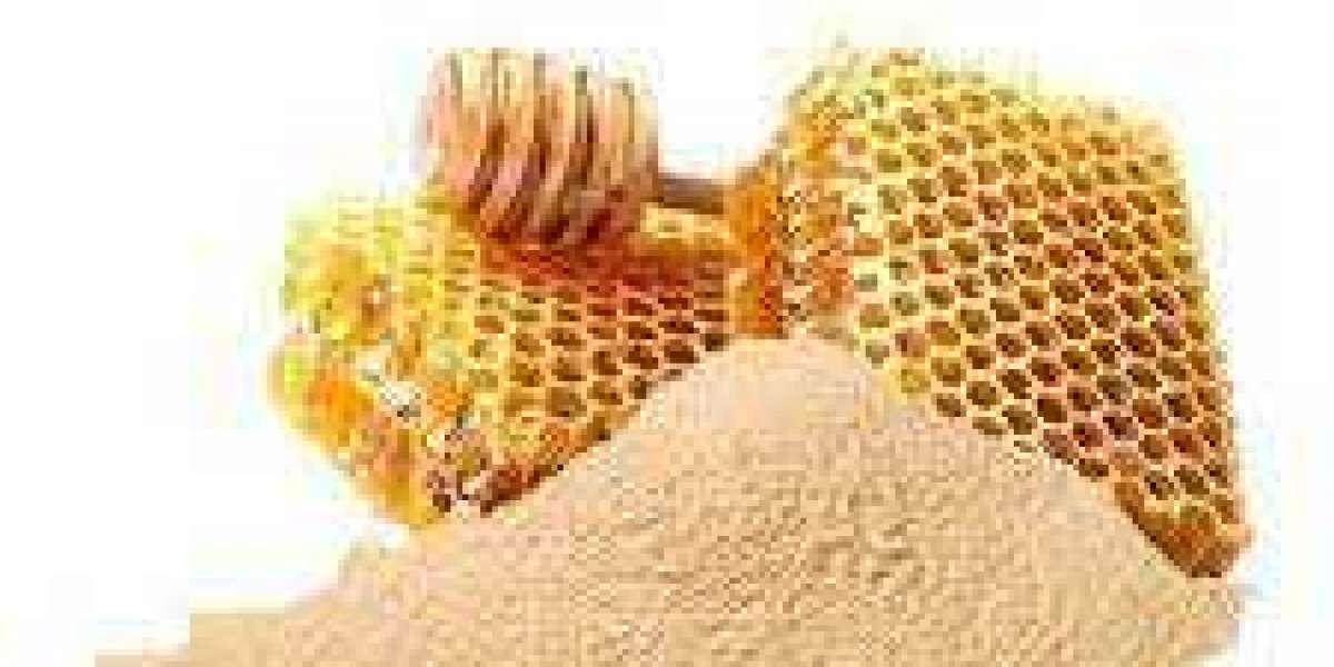 Mercado de Miel en Polvo